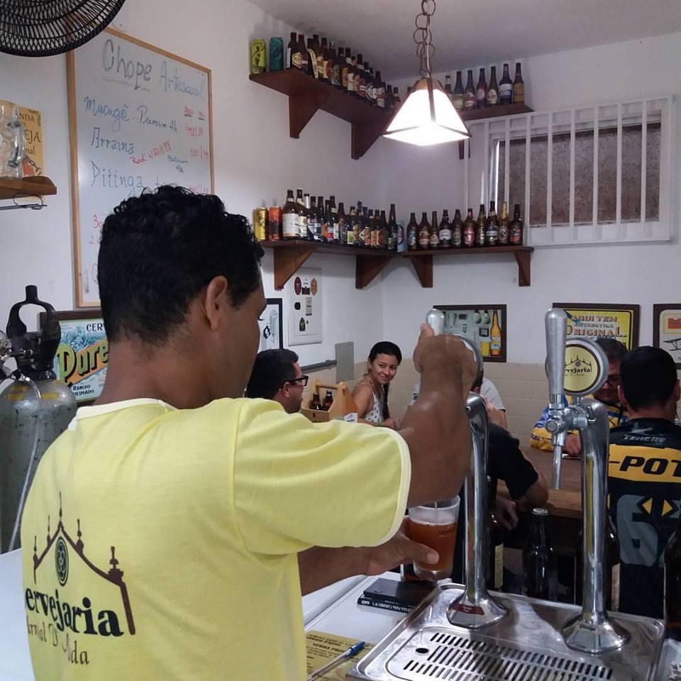 Bar da Fábrica - Cervejaria Arraial d'Ajuda